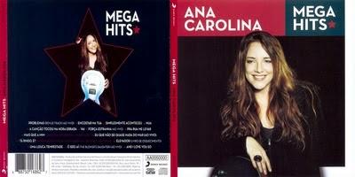Mega Hits Ana Carolina 2015