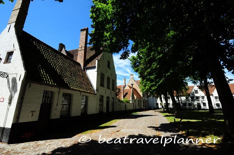 Bruges - Il Beghinaggio