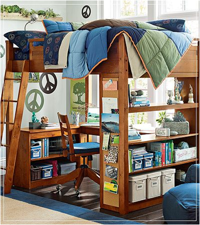 bunk rooms for teenage boys room design inspirations
