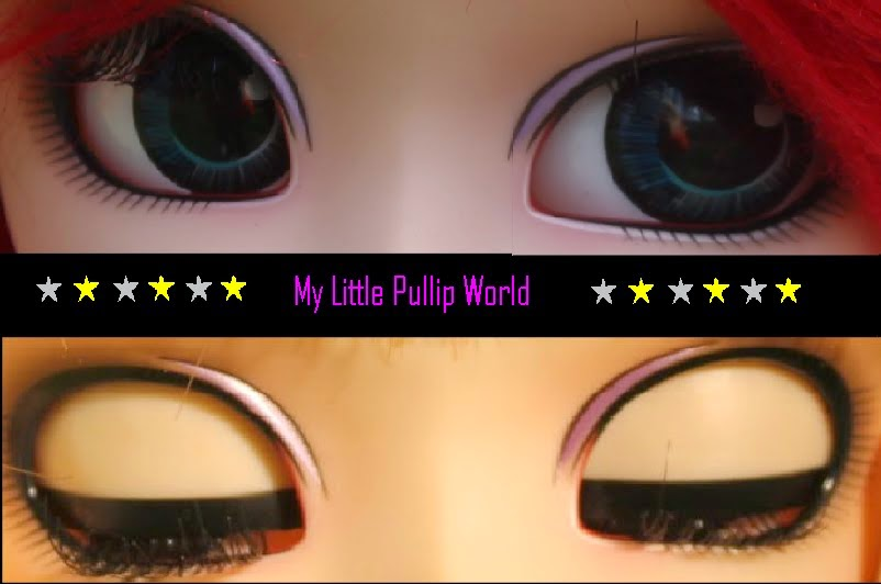 My little pullip world