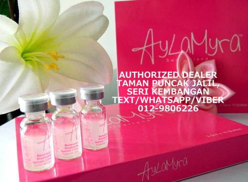 AYLAMYRA SKIN CARE AUTHORIZED DEALER