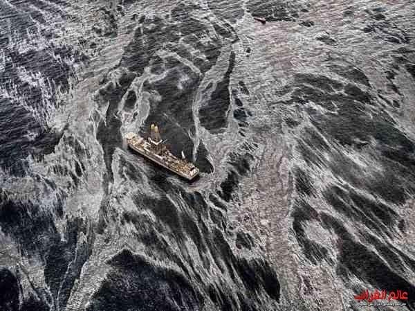 التسرب النفطي في خليج المكسيك