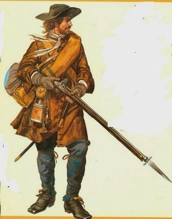 A Saxe-Huack Peasant Hunter