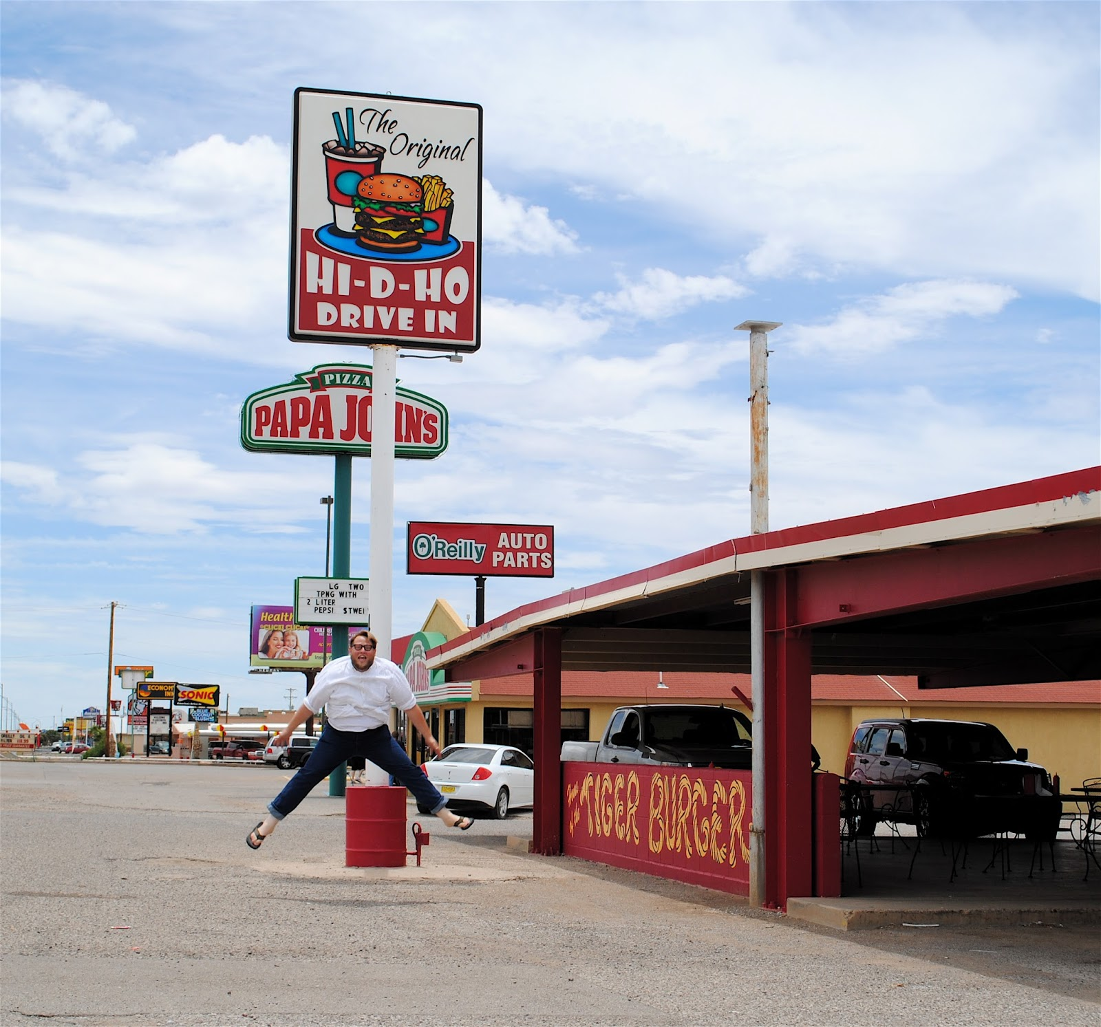 ... Pizza Patio Alamogordo Nm By Wacky Tacky Chow Time Hi D Ho Drive In ...
