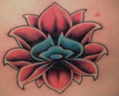 lotus flower tattoo images