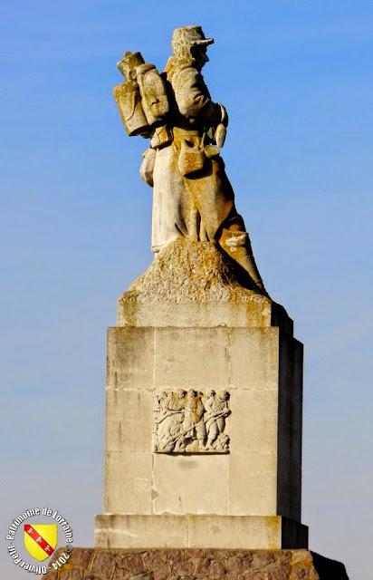 VITRIMONT (54) - Mémorial de la bataille Léomont (20 août - 10 septembre 1914)