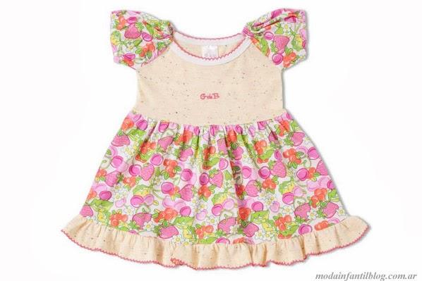 vestidos de moda verano 2014 niñas