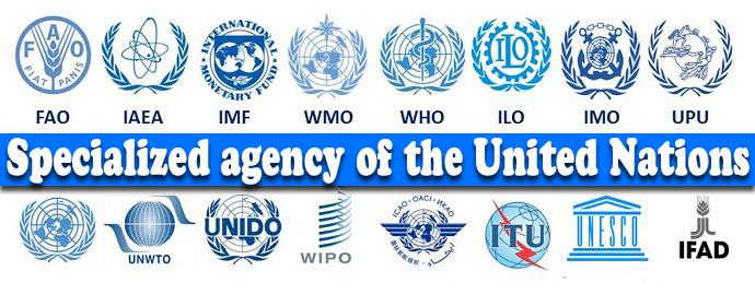 un specialized agencies