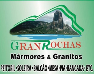 GRANROCHAS MÁRMORES E GRANITOS