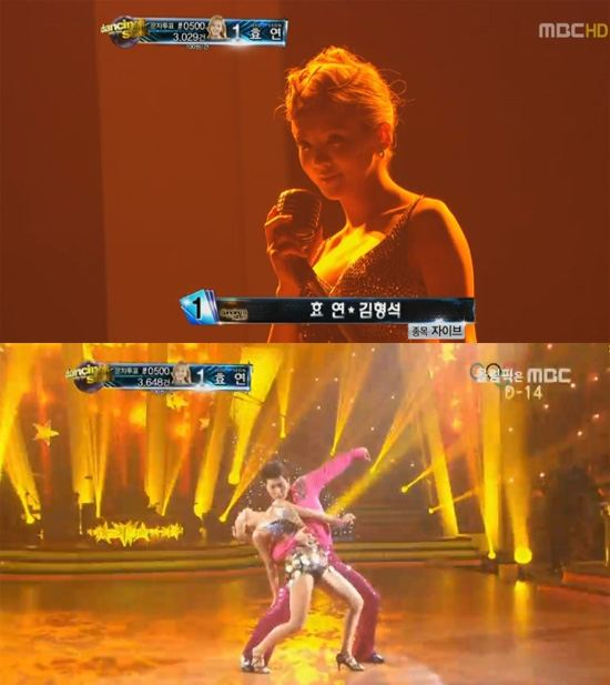 SNSD Hyoyeon Dancing With Stars II