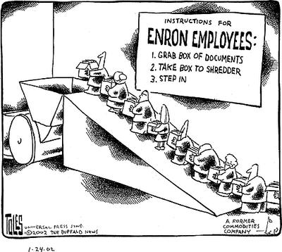 Enron D13