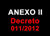 Anexo II - Decreto 011/2012