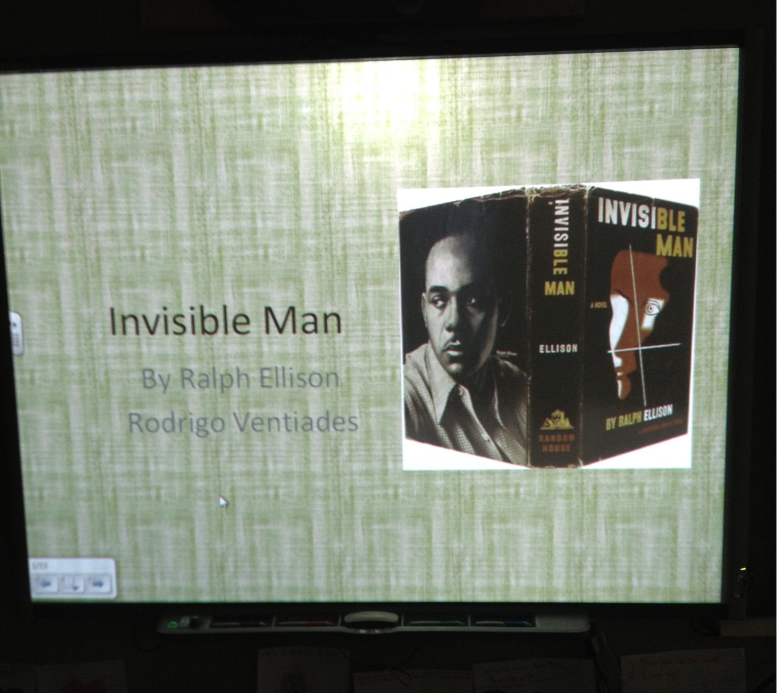 booker t washington invisible man Study 65 invisible man flashcards from bryanna m on studyblue what is the significance of the narrator's viewing himself as booker t washington how was the narrator become invisible.