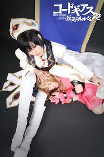 Code Geass Lelouch Lamperouge Cosplay by Tasha 2