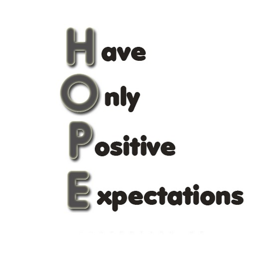 positive expectations