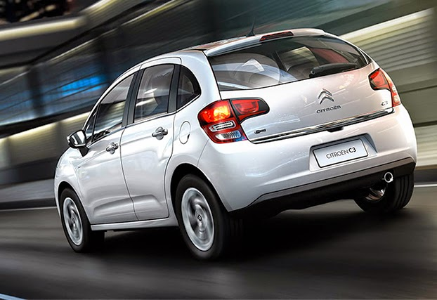 Citroen C3 2014 hatch premium fotos
