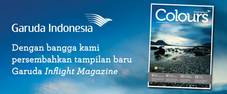 Colours-Inflight Magazine Garuda Indonesia