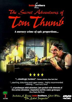 Las aventuras secretas de Tom Thumb, Dave Borthwick, Bolexbrothers