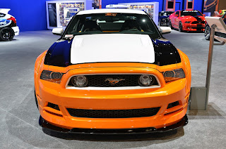 Bojix Design 2014 Ford Mustang