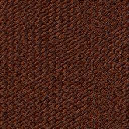 seamless texture of reptile skin colored in dark brown