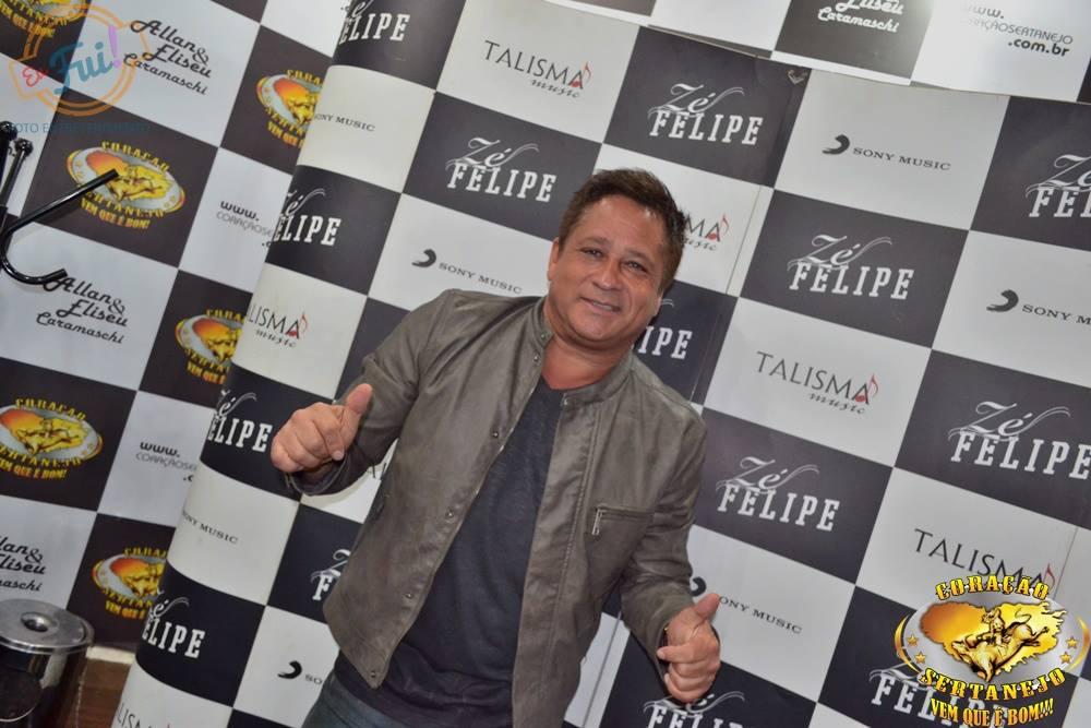 SHOW Leonardo Zé Felipe em Coração sertanejo São Paulo/SP12 11 2015