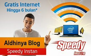 Akun Speedy Instant November 2014 (Update)