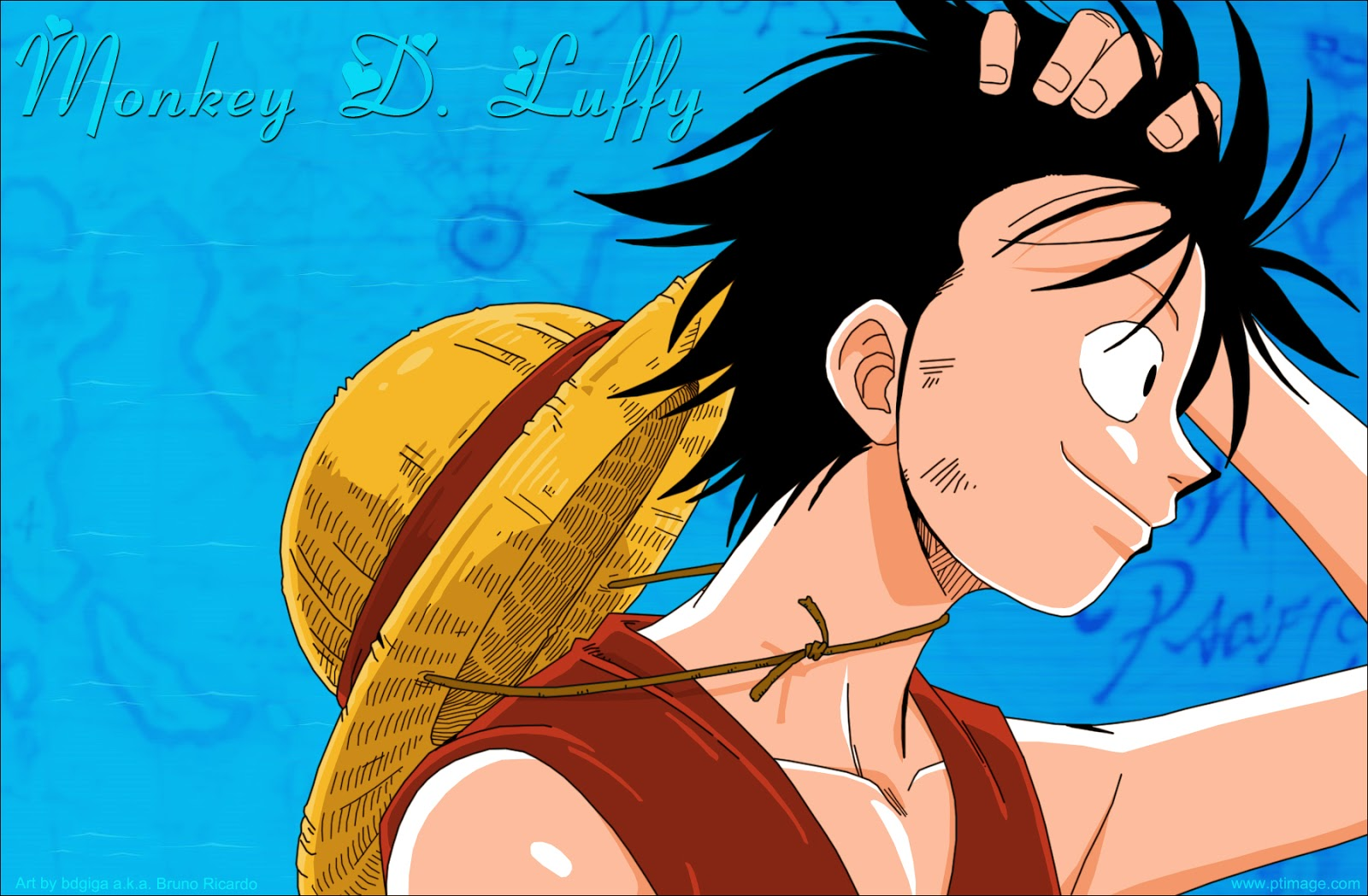 Luffy One Piece anime wallpapers Full HD free download