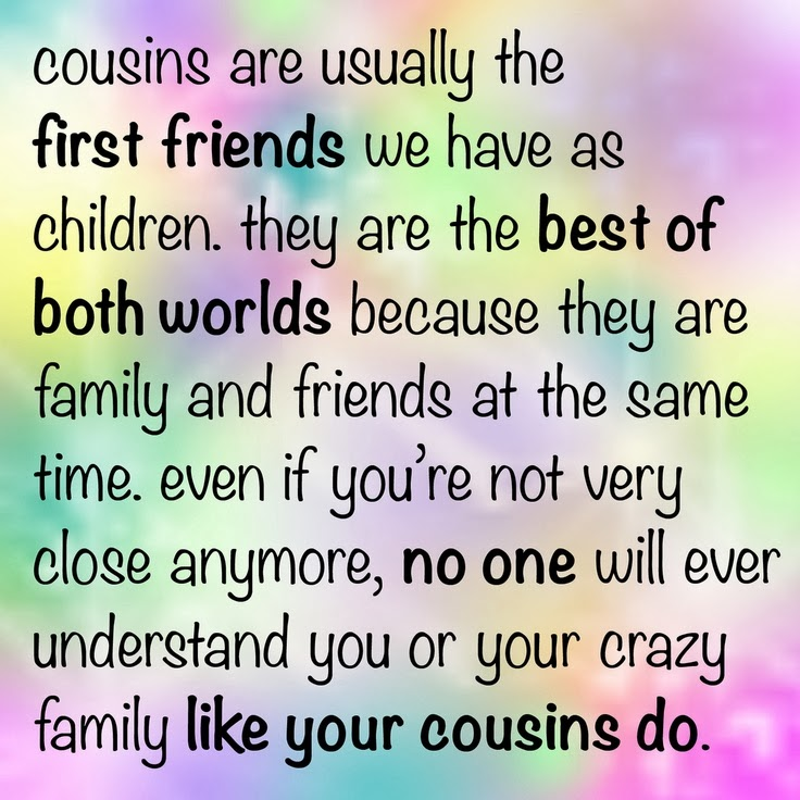 Crazy Cousin Birthday Quotes: Life As Mrs. Aguila: Tips For Long Term Friendships