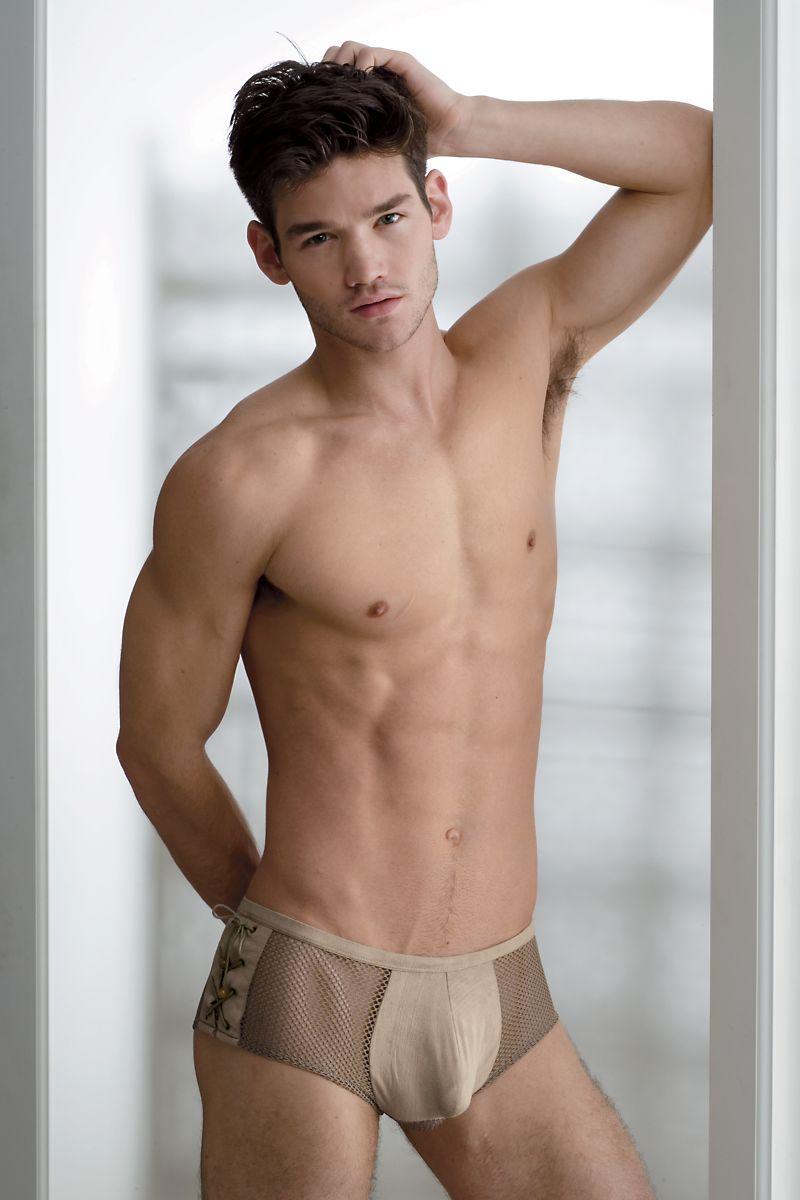 Chris Fawcett Nude