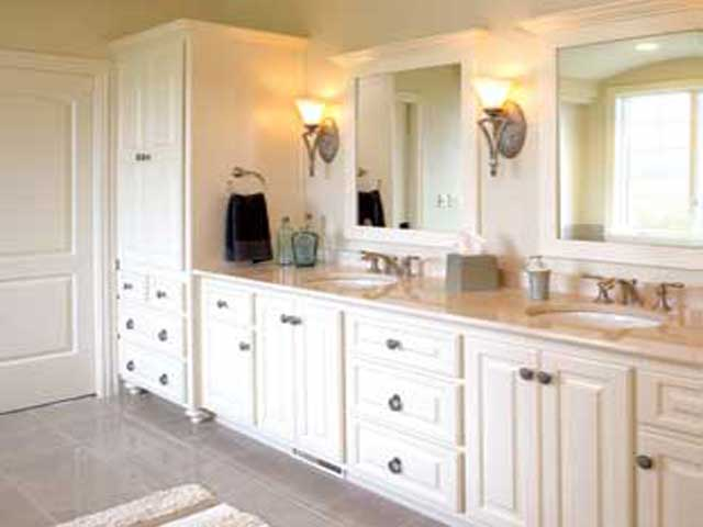 White bathroom cabinets for White bathroom furniture