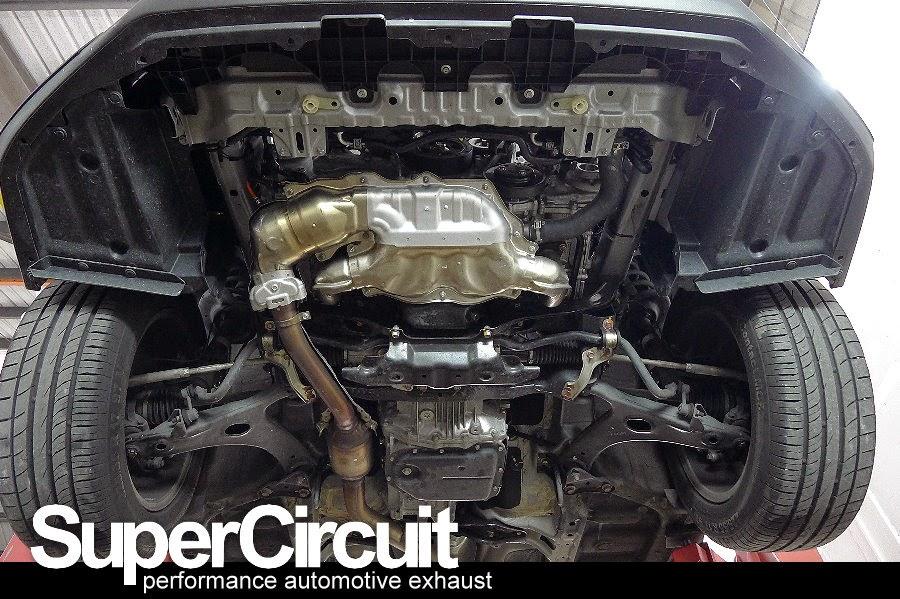 supercircuit exhaust pro shop subaru xv extractor. Black Bedroom Furniture Sets. Home Design Ideas