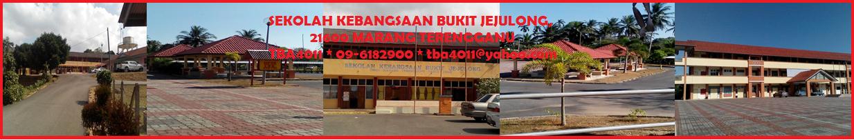 SK. BUKIT JEJULONG, 21600 MARANG TERENGGANU