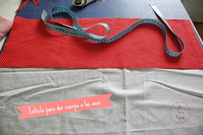 Como hacer un bolso tote bag