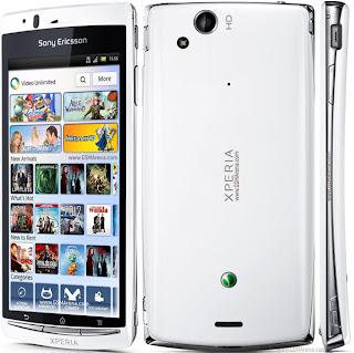 Sony Ericsson Xperia Arc -9