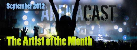 The Artist Of The Month (September 2012)