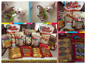 ♥Premium Pork Chomps Dog Chews {GIVEAWAY} 2 Winners!