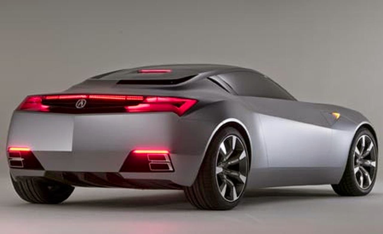 Acura Advanced Sports Car Concept Photo S X