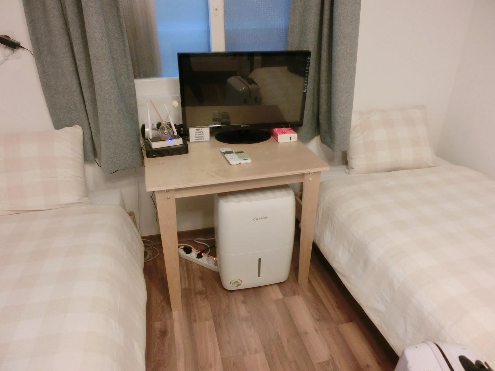 seoul-mansion-korea-Wifi-tv