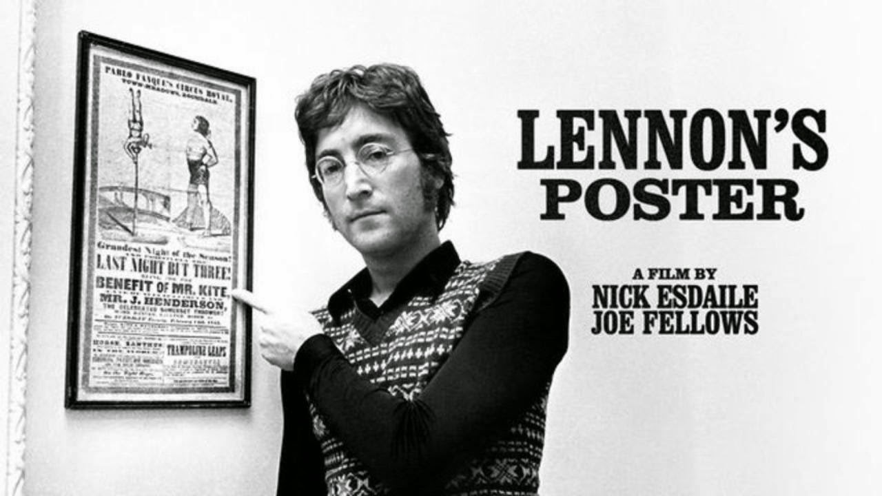 Lennon's Poster - Cortometraje documental sobre el cartel que inspiró a John Lennon