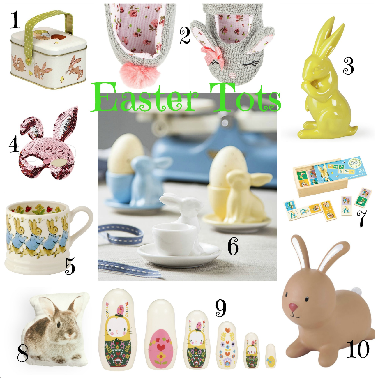 newborn easter photo ideas - 10 Easter ts for toddlers and NOT a single chocolate in