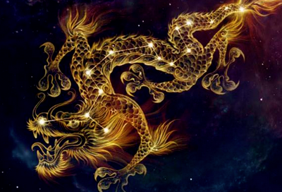 Chinese Golden Dragon Drawing Golden Dragon Chinese Chinese