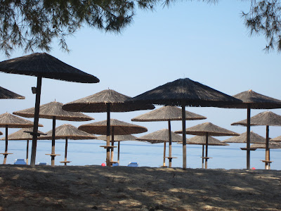 Halkidiki-Greece-the-beach