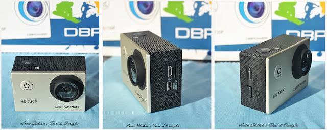 Collaborazione Action Camera DB Power