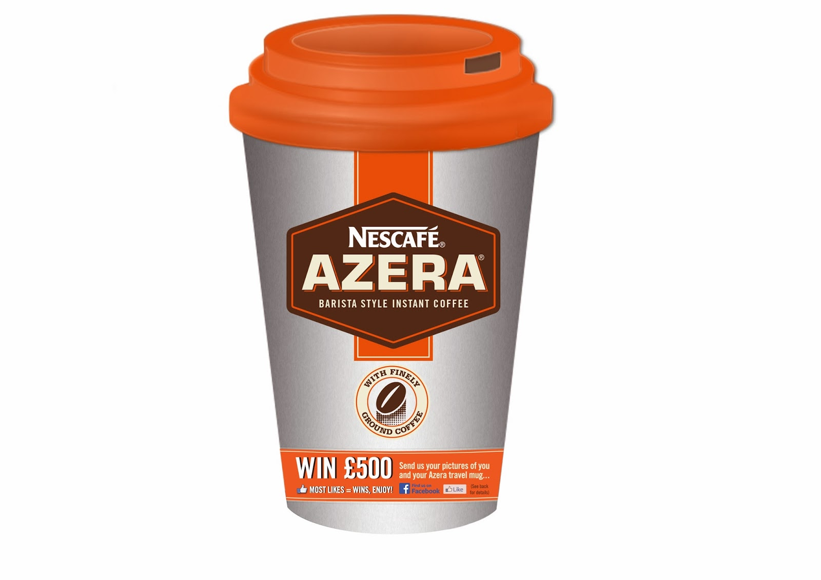 Nescafe Azera Innovation idea 2014