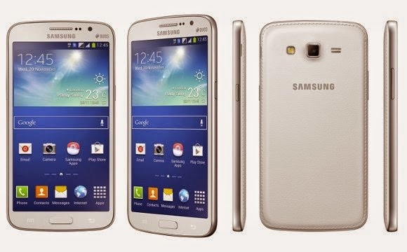 Spesifikasi samsung galaxy grand 2