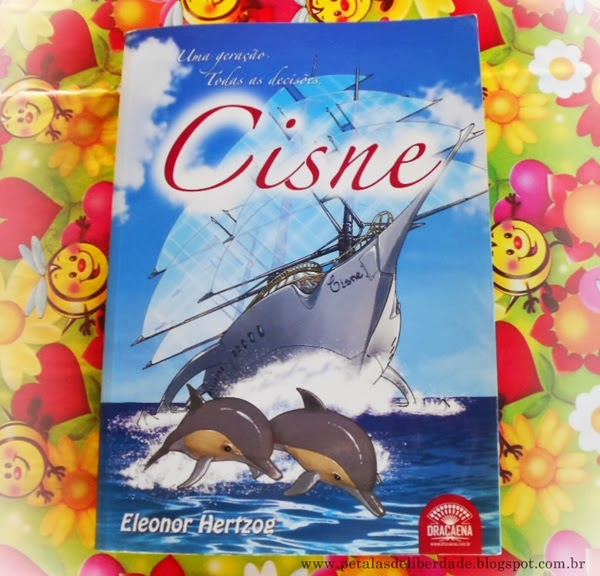 livro, Cisne, Eleonor Hertzog, literatura nacional, fantasia, resenha, trechos, parceria