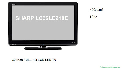 SHARP LC32LE210E