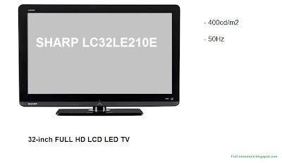 SHARP LC32LE210E