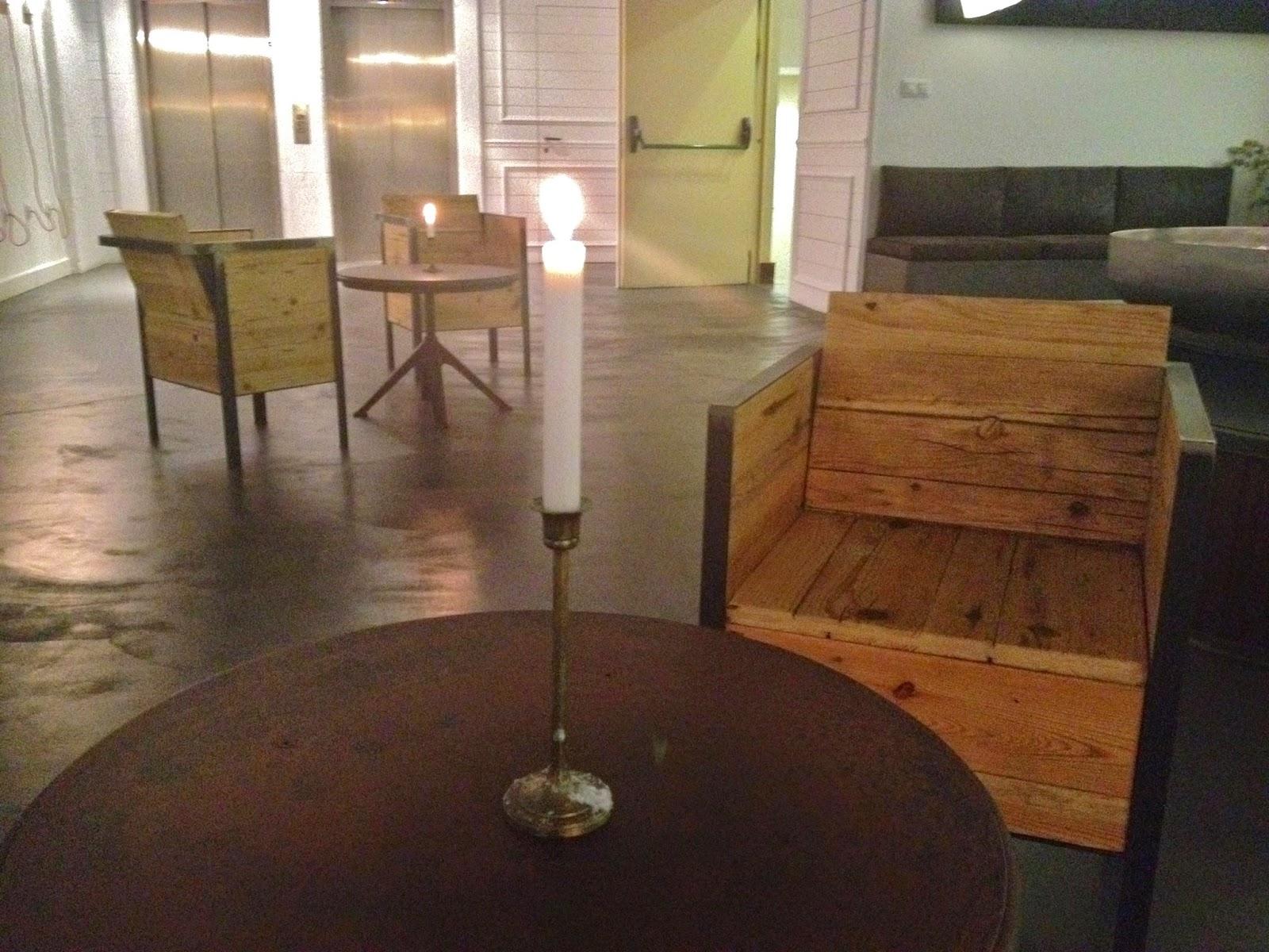 ESTAMOSTENDENCIADOS: Un café en el HOTEL BOUTIQUE SIETE ISLAS