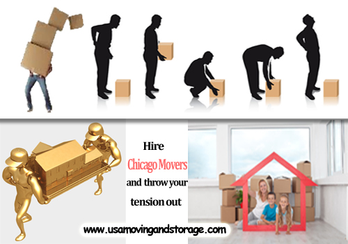 advantages of hiring Chicago movers
